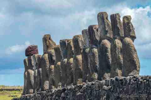 Easter Island Mo'ai