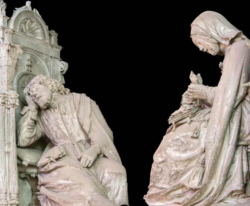 Joseph Dreaming, Outer Choir Statues (9)