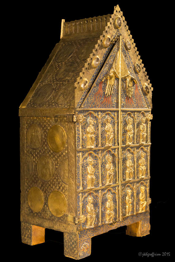 Tabernacle 13th century, Chartres France