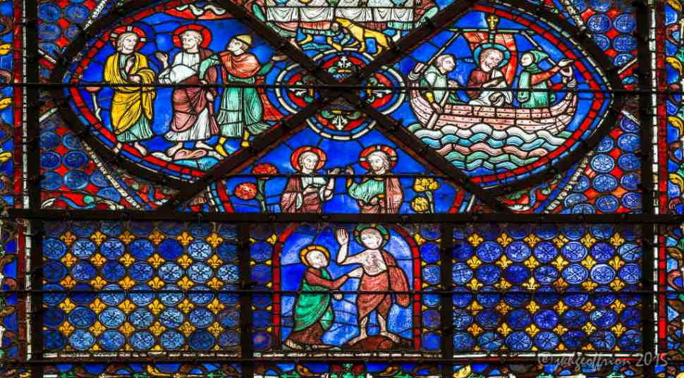 The Thomas Window, Chartres