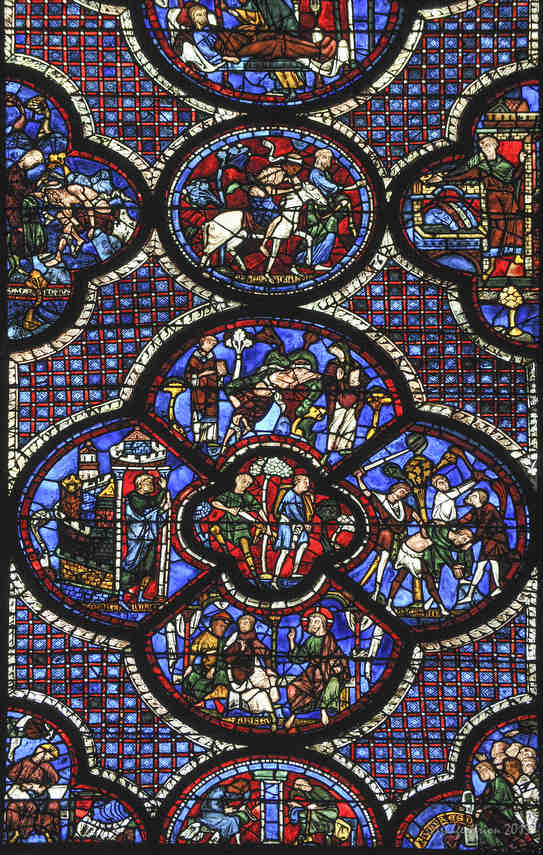 The Good Samaritan Window