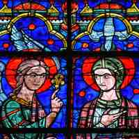 The Chartres Labyrinth and Mary (2)