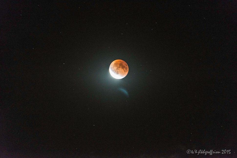 Lunar Eclipse, Supermoon
