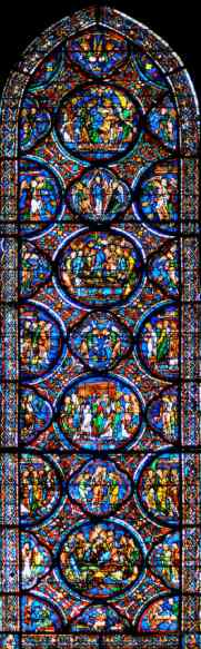 The Glorification of the Virgin Window by Jill K H Geoffrion