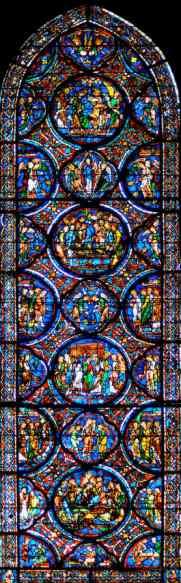 The Glorification of the Virgin Window by Jill K H Geoffrion