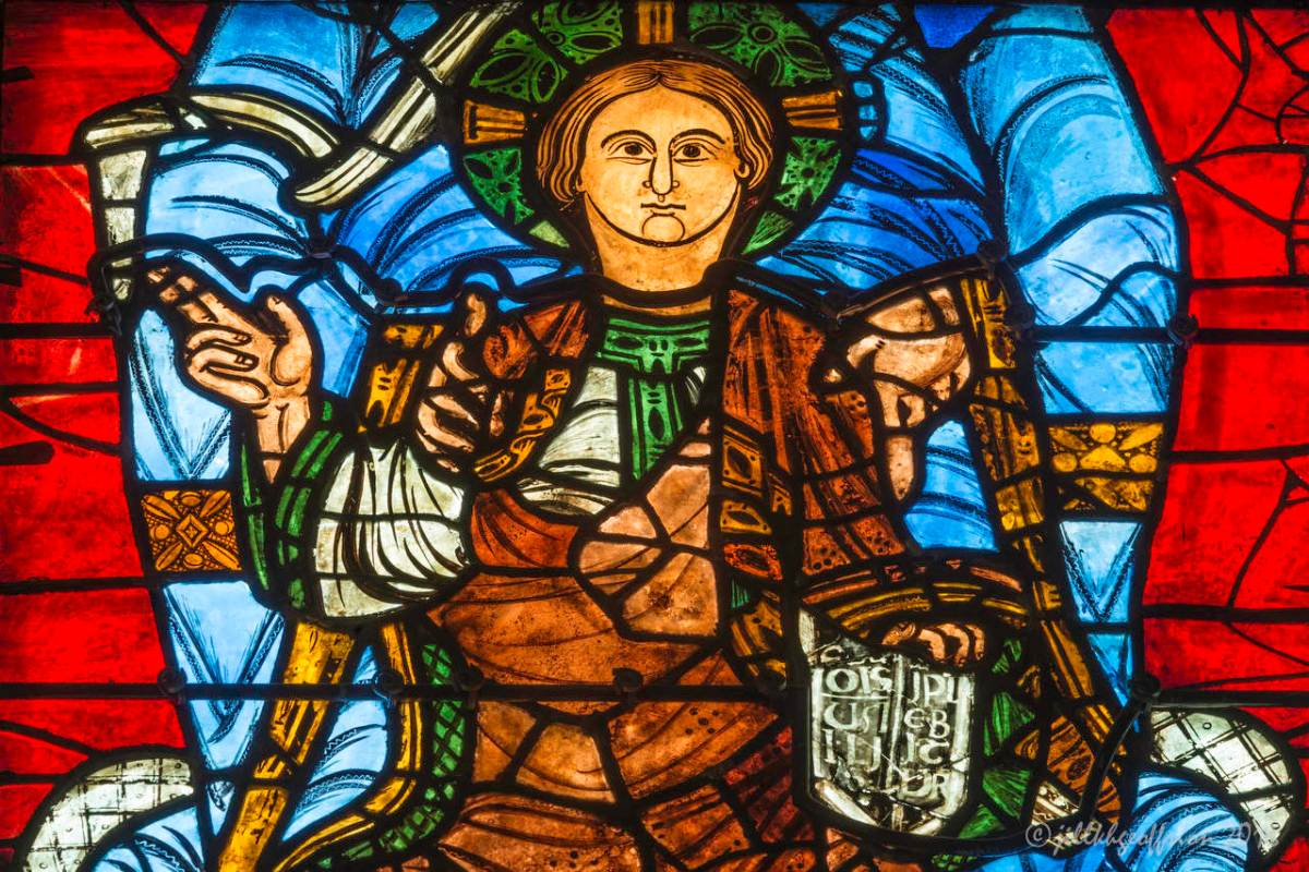 Notre Dame de la Belle Verrière (5): Jesus' Message