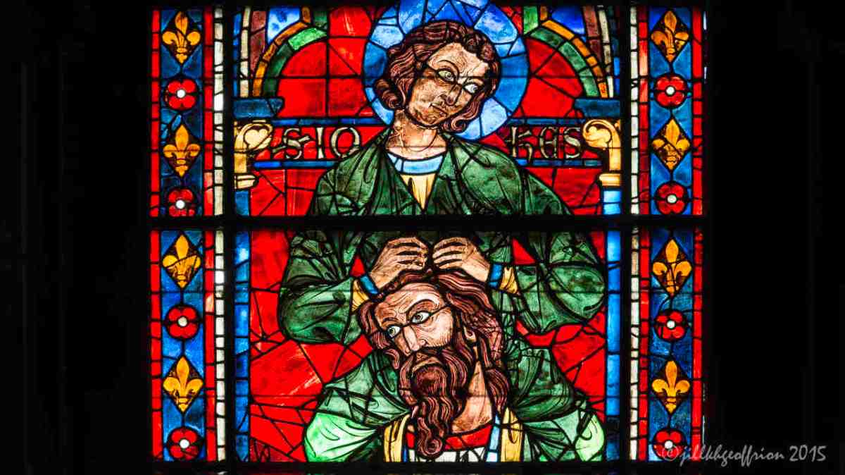 Praying with Stained Glass (6): What Is Needed Now