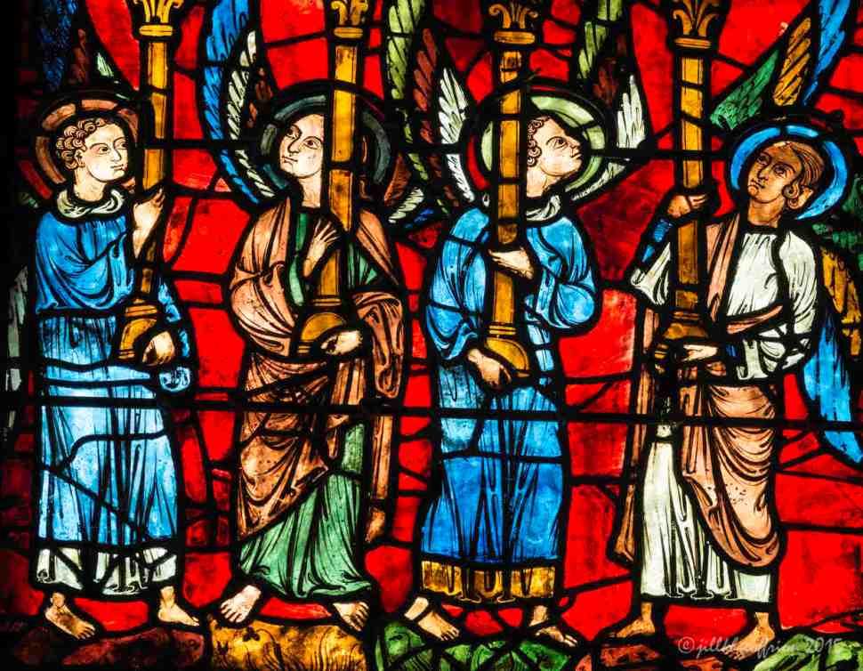Angels, Notre Dame de la Belle Verrière