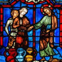 Notre Dame de la Belle Verrière (17): Mary's Message
