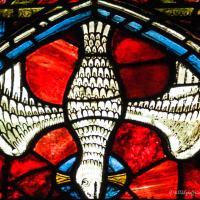 Notre Dame de la Belle Verrière (6): The Holy Spirit