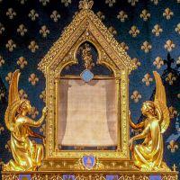 Notre Dame de la Belle Verrière (11): Mary's Veil