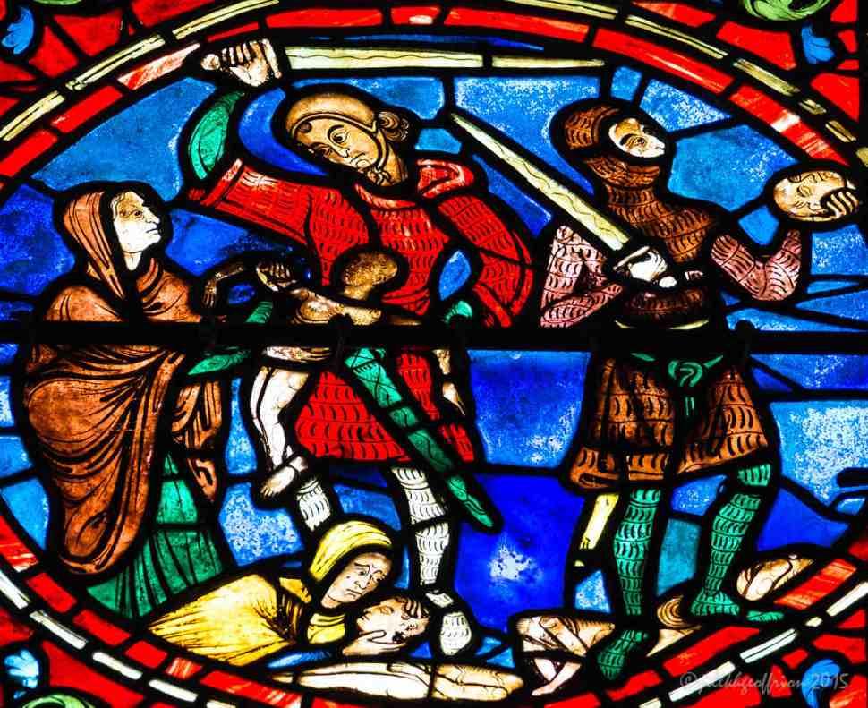 Massacre of the Innocents by Jill K H Geoffrion