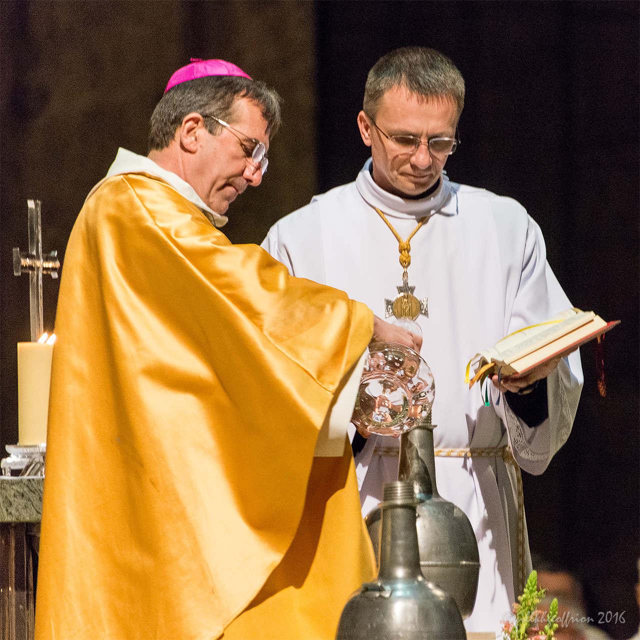 the Chrismal Mass by Jill K H Geoffrion
