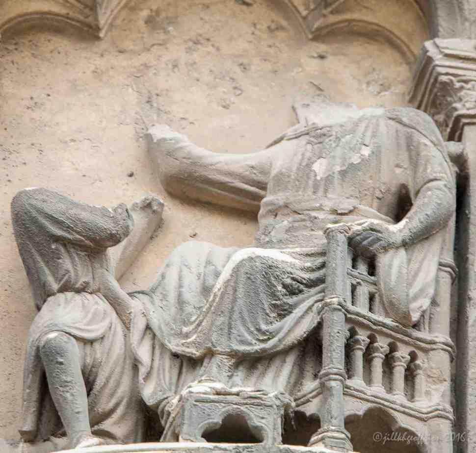 Harshness, Virtues and Vices, North Porch by Jill K H Geoffrion