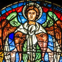 The Eyes of the Cherubim: The West Rose Window At Chartes (8)