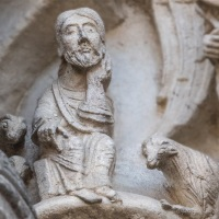 Needing To Think Things Over: The West Capital Frieze at Chartres (2)
