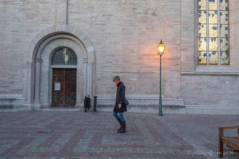 City ring walk by Jill K H Geoffrion