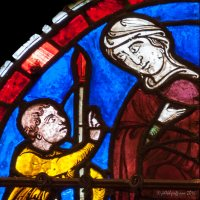 The Noah Window at Chartres (3)