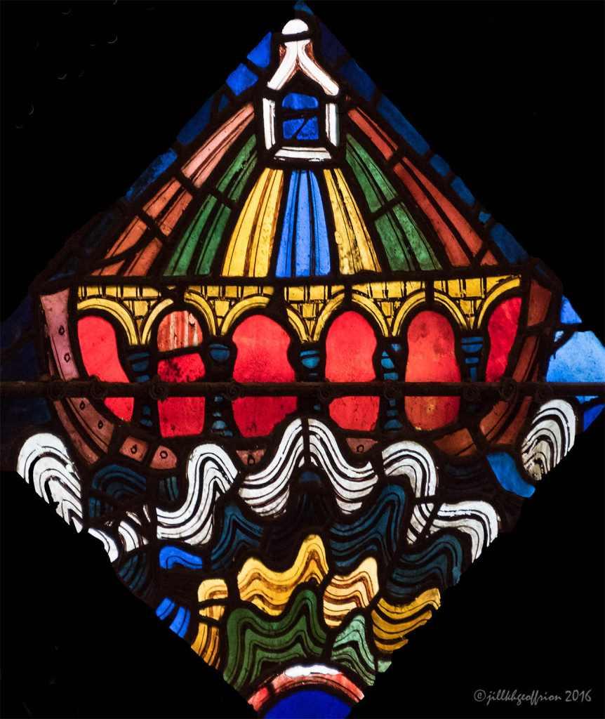 Noah's ark by Jill K H Geoffrion