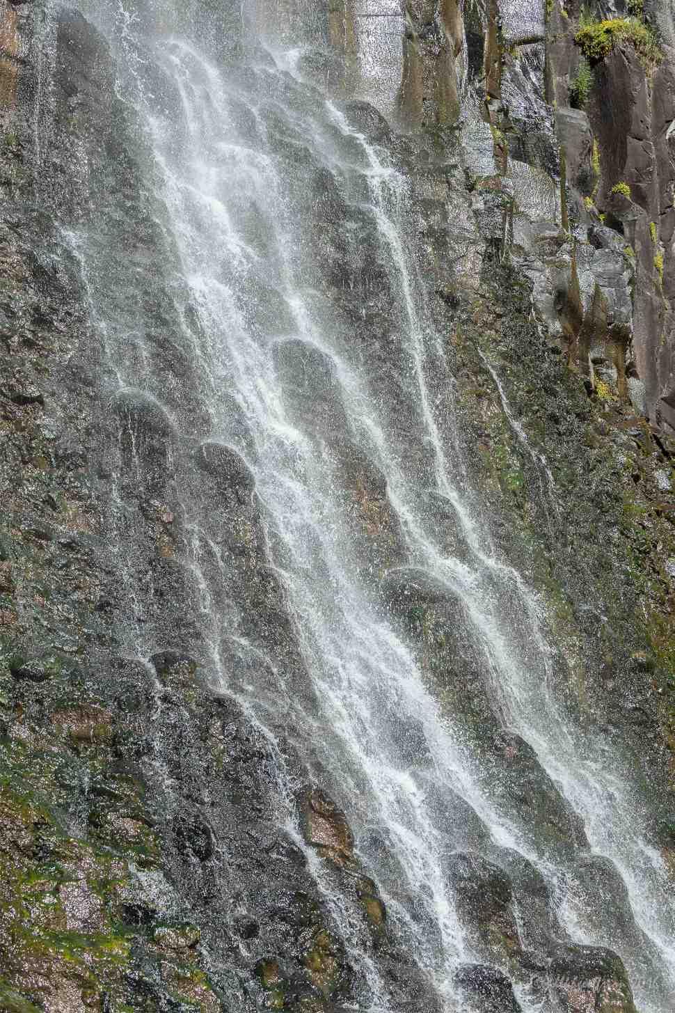 Waterfall by Jill K H Geoffrion