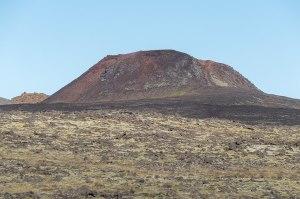 Brihnukagigur Volcano by Jill K H Geoffrion