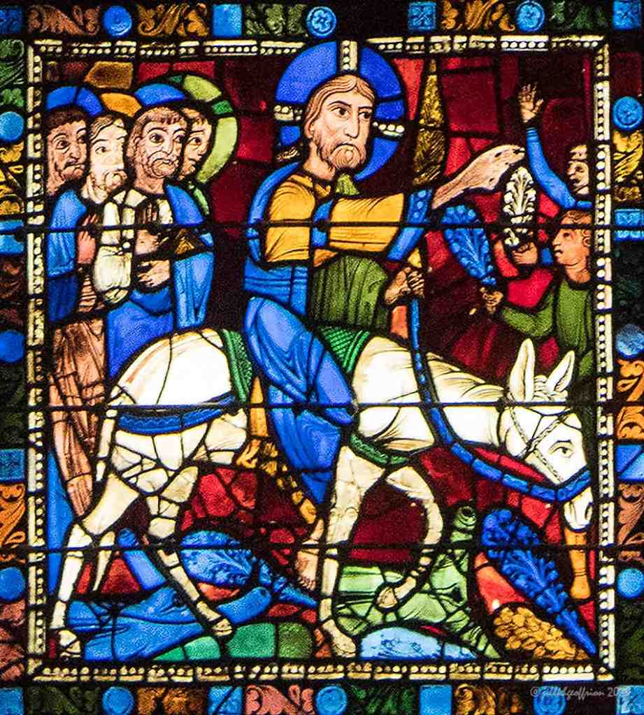 Palm Sunday, Chartres